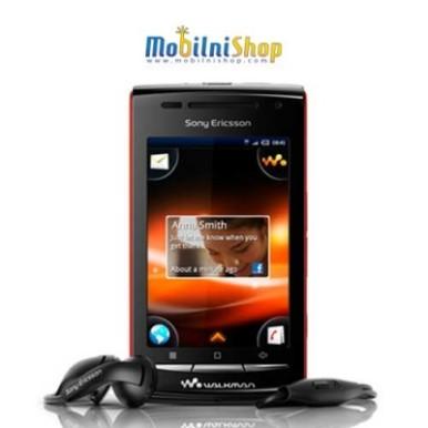 Sony Ericsson W8 Walkman-Android Eclair