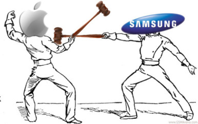 Apple vs. Samsung: čekićanje do besvesti