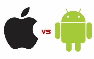"""Android vodi u """"generalnom plasmanu"""", ali iPhone beleži rast u poslednje vreme"""