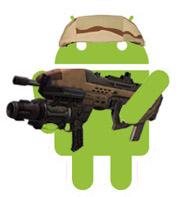 Android spreman za rat