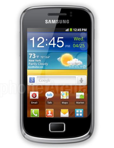 Novi Galaxy Mini 2