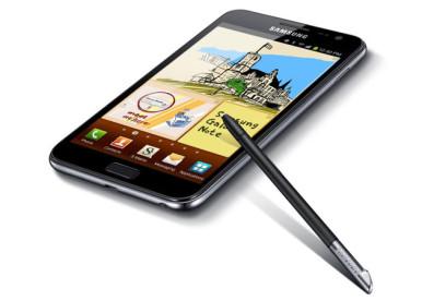 Galaxy Note proizveden u pet miliona primeraka
