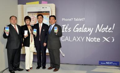 U Japanu Galaxy Note biće ponuđen sa tehnologijom za brz pristup internetu