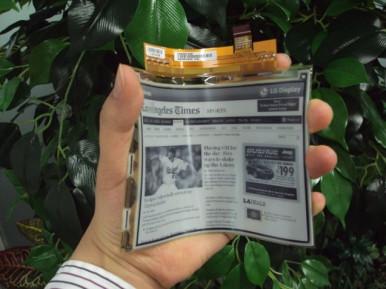 Sam e-papir biće tanak neverovatnih 0,7 mm