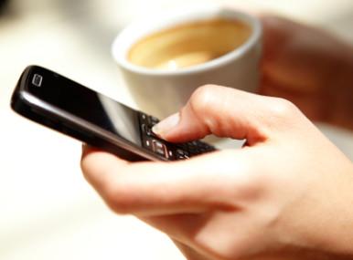 Dakle, dođete po kafu - odete bez telefona