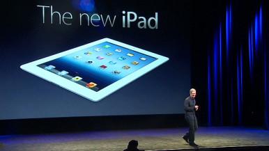 Predstavljenje novog iPad-a u San Francisku