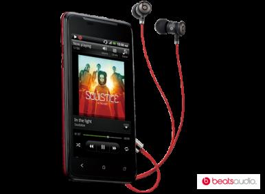 HTC J dolazi sa Android ICS i Audio Beats slušalicama