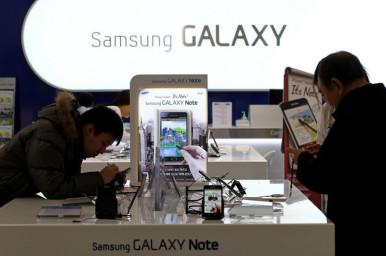 Linija telefona pod oznakom Galaxy para vredi Samsung-u