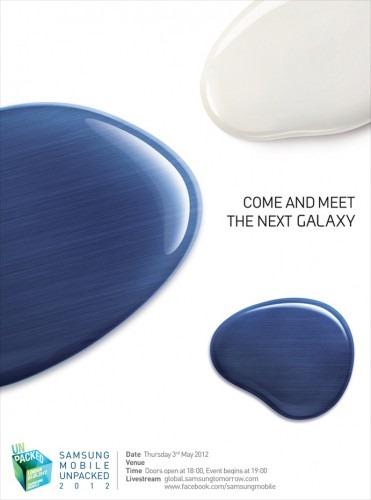 "Samsung Galaxy S III biće predstavljen na ""Samsung Mobile Unpacked 2012"" događaju"