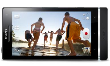 Xpera S ima ekran od 4,3 inča rezolucije 720x1280 piksela