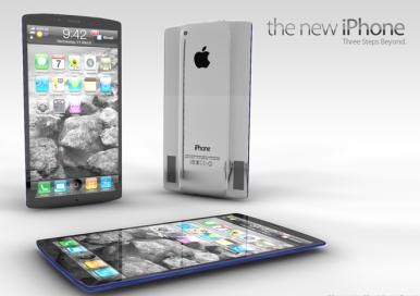 iPhone 5 kojim dominira 4,6 inča veliki ekran