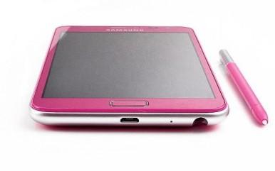 Očekuje se da pink Galaxy Note košta kao i standardni model