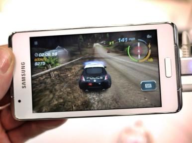 Na ovom uređaju možete naravno odigrati i po neku igricu :)