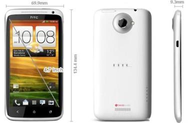 HTC One XL ima identične dimenzije kao HTC One X