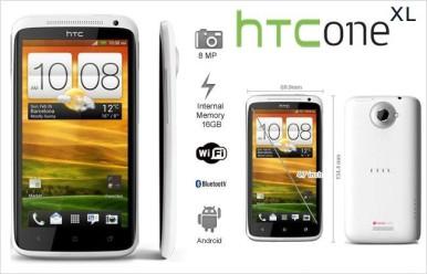 HTC One XL ima mogućnost LTE konekcije