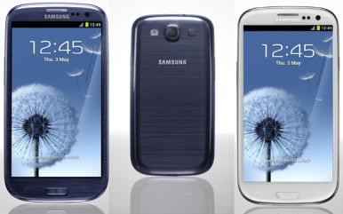 Samsung Galaxy S3 proizvodiće se u plavoj i beloj boji