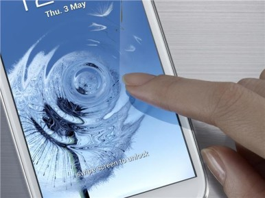 Samsung Galaxy S3 - Human touch