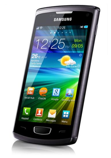 Samsung S8600 Wave 3 ima Super Amoled ekran