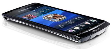 Sony Ericsson XPERIA Arc odlikuje vrhunski dizajn
