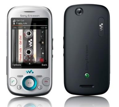Sony Ericsson w20 Zylo može proširiti memoriju do 16 GB uztpomoć microSD kartice