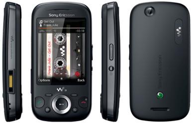 Najveća mana modela Sony Ericsson w20 Zylo ogleda se u tome da se pesme ne mogu prebacivati putem USB konekcije