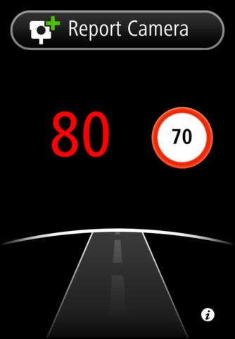Speed Camera aplikacija za iPhone