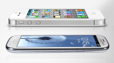 samsung galaxy s3 vs iphone 4s 2