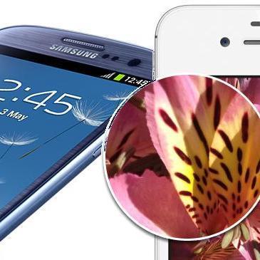 samsung galaxy s3 vs iphone 4s 3