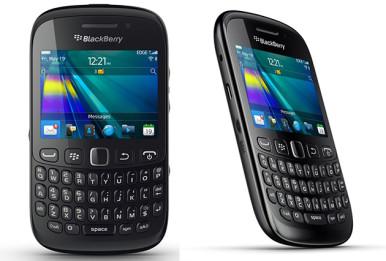Blackberry Curve 9220 ima uobičajeni Blackberry dizajn