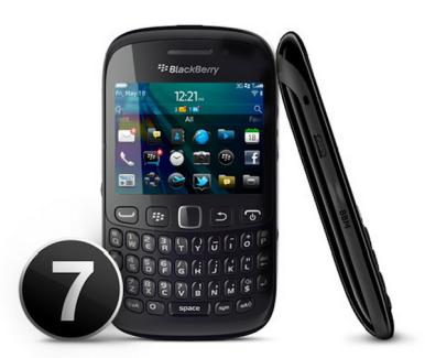 Možda i najbolja stvar kod ovog telefona je novi Blackberry OS verzije 7.1