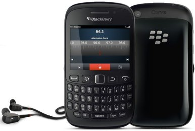 Blackberry Curve 9220 ima FM radio :)