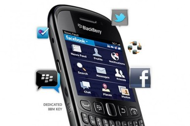 Blackberry Curve 9220: standardno može i bolje