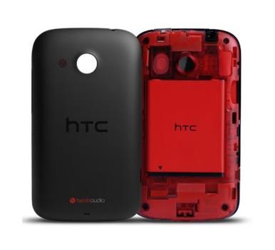 HTC Desire C ima zanimljivu crvenu unutrašnjost