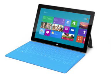 Microsoft Surface 2.0