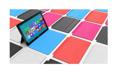 Microsoft Surface 2.0 - prvi tablet na Windows-u