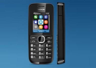 Nokia 110 - Dual SIM telefon