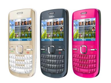 Nokia C3 proizvodi se i kod nas prodaje u više boja