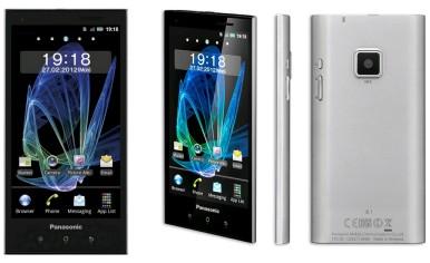 Panasonic Eluga dL1 je definitivno telefon vrhinskog dizajna