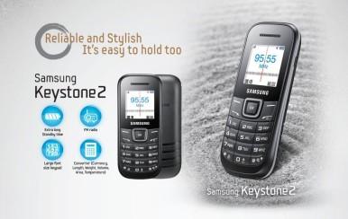 Samsung E1200M Keystone 2 namenjen je totalno nezahtevnim korisnicima :)