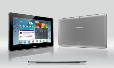 Samsung Galaxy Tab 2 10.1 tanak je svega 9,7 mm