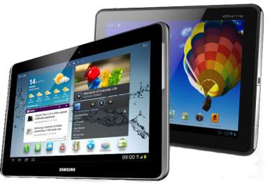 Samsung Galaxy Tab 2 10.1 imaće najvećeg konkurenta u tabletu Acer Iconia Tab A510
