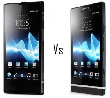 Sony Xperia ion liči na ostale članove Xperia porodice