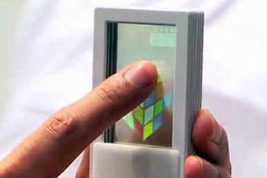 Pametni telefon sa ekranom sa obe strane
