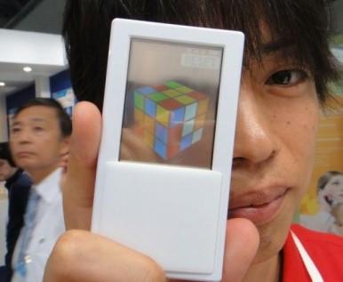 Pametni telefon sa ekranom sa obe strane rezultat e zajedničkog rada kompanija NTT DoCoMo i Fujitsu