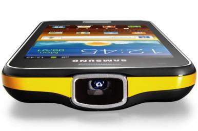 Samsung Galaxy Beam - projektor i telefon u jednom