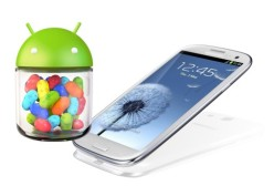 Samsung Galaxy S3 Jelly Bean 1