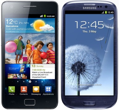 "Samsung Galaxy S3 i Samsung Galaxy S2 u ""paketu"" prelaze na Android 4.1 !?"