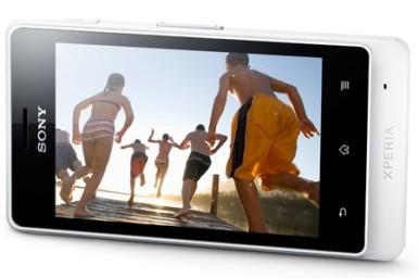 Sony Xperia Go ima ekran rezolucije 320x480 piksela