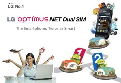 LG Optimus Net Dual P698 - za i protiv