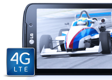 LG Optimus True HD LTE - kombinacija brze veze i HD ekrana
